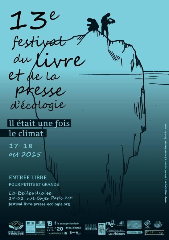 Festival livre presse ecologie