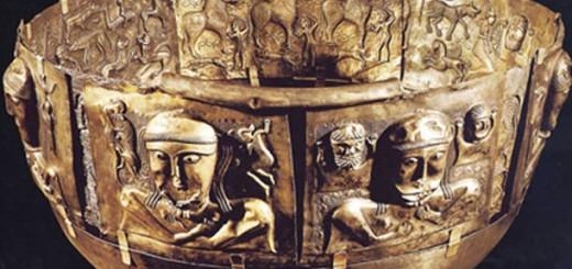 le vase de Gundestrup