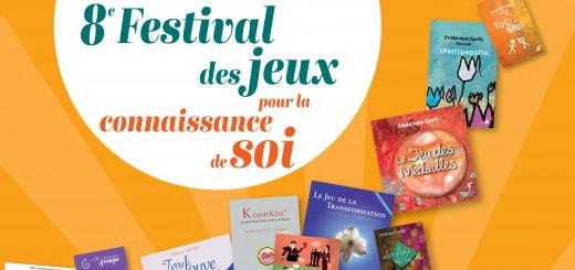 Festival des jeux pour la connaissance de soi