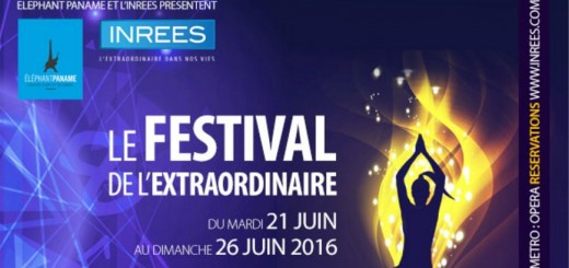 INREES Festival de l'extraordinaire