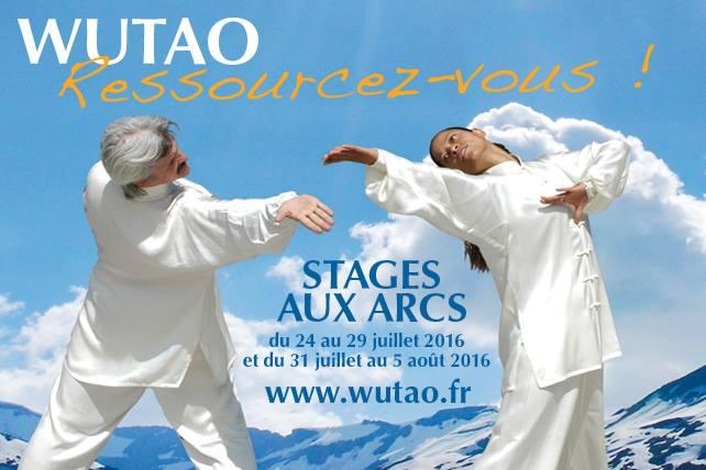 Wutao stages d'été