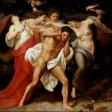 Les remords d'Oreste (William Bouguereau)
